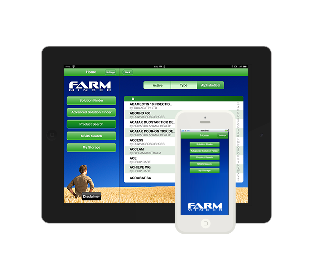 Farm Minder Mobile